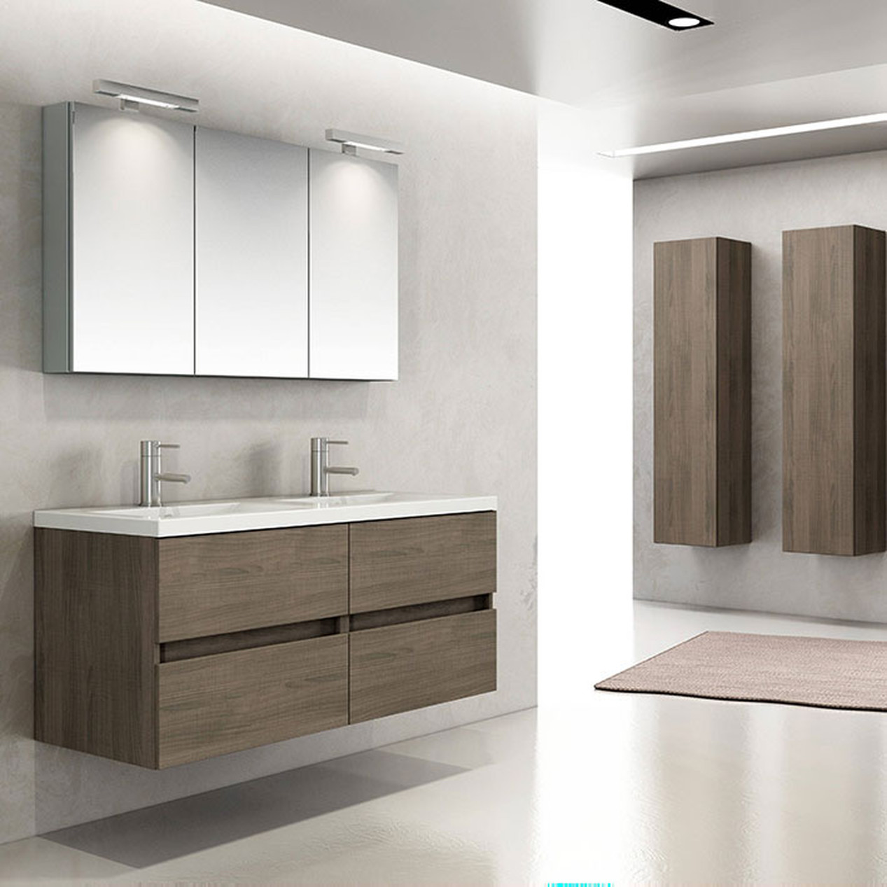 Bathroom Remodeling | Precision Construction Corp.
