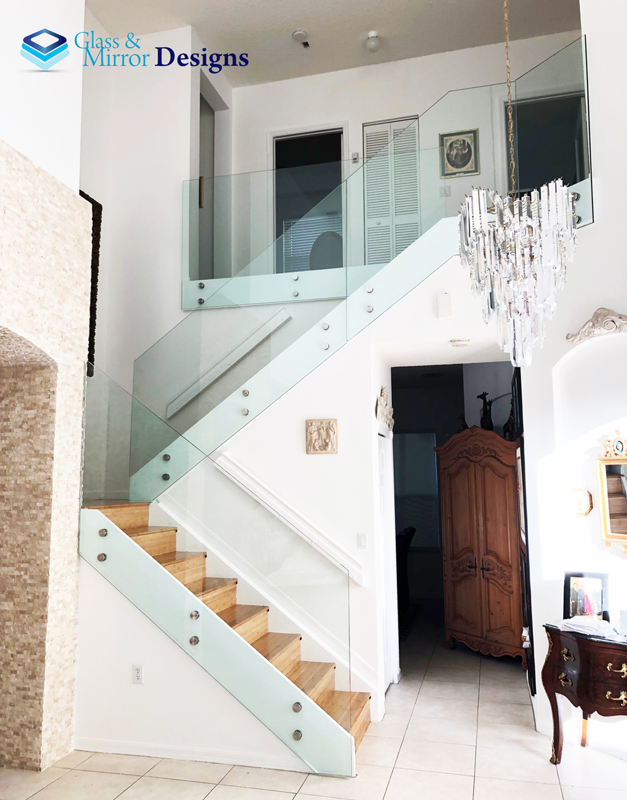 Glass Railings Designs
