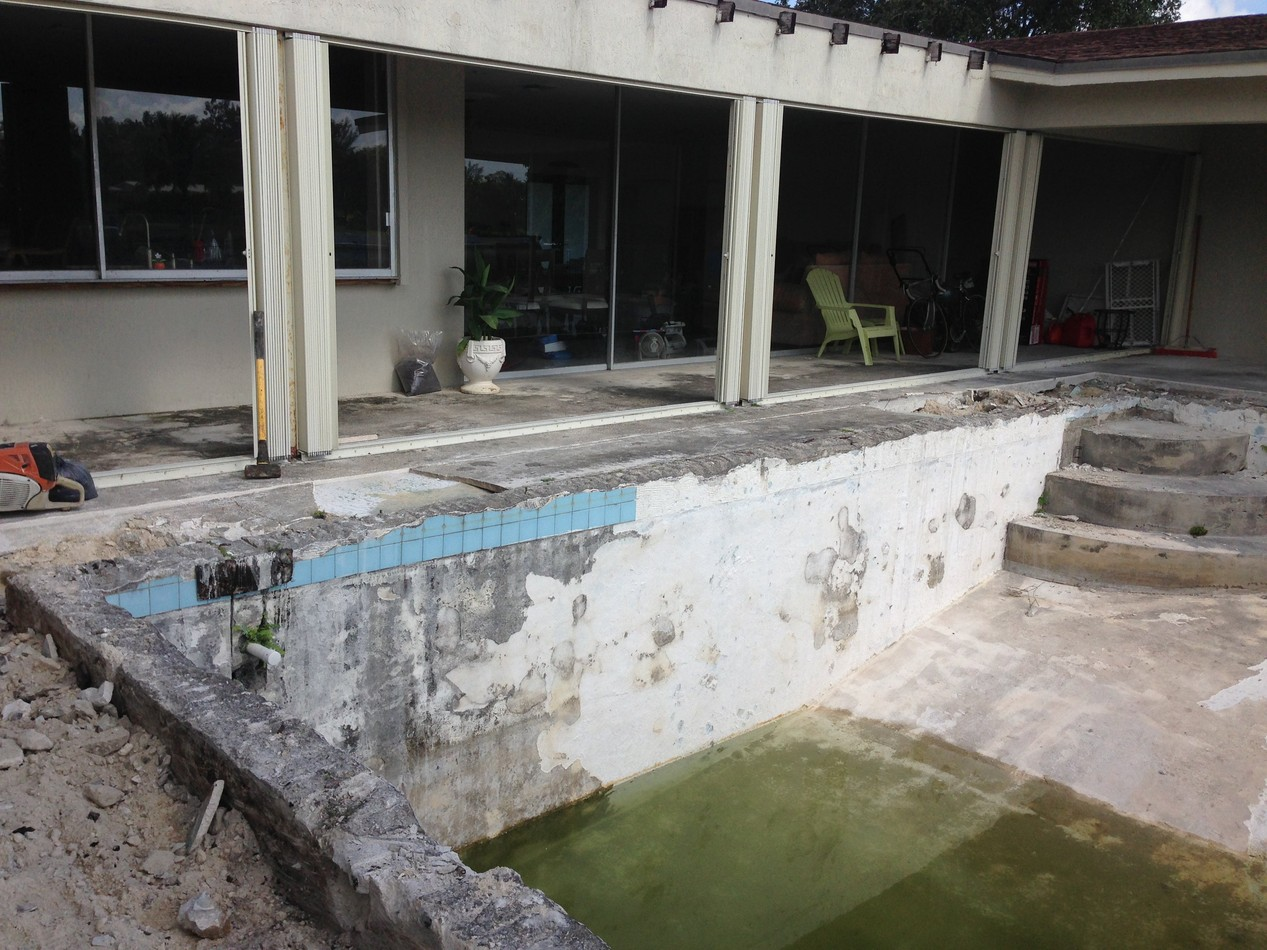 After & Before-Dream Pools!