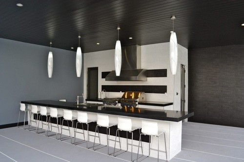 Outside Kitchens | Star Island Concrete