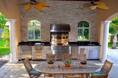 Outdoor Kitchen | Kasabarbq