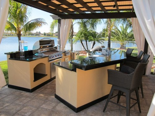 Outdoor Kitchens | Perello Patio