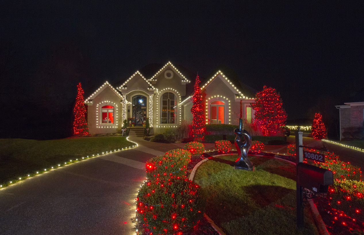 Outdoor Lighting and Holiday Lighting