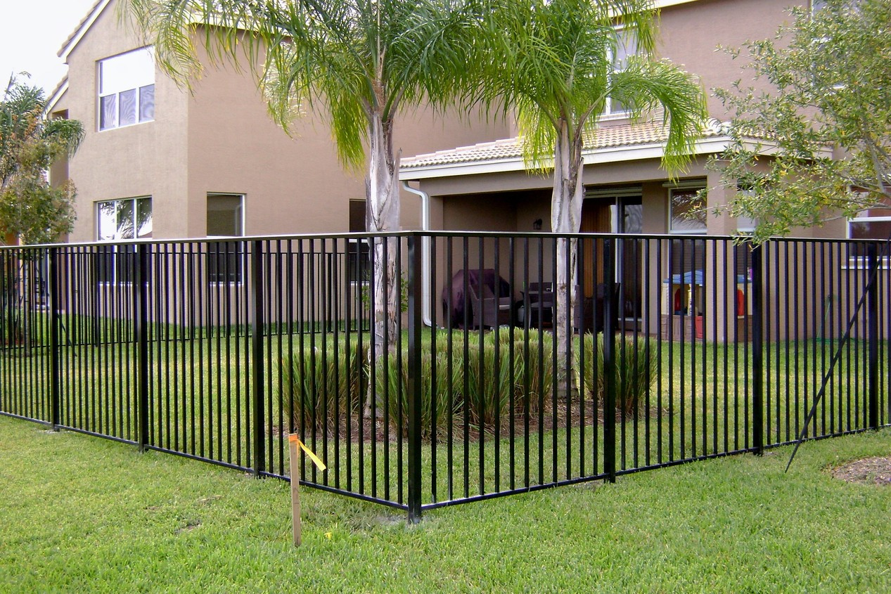 Aluminum & Chain Link Fencing