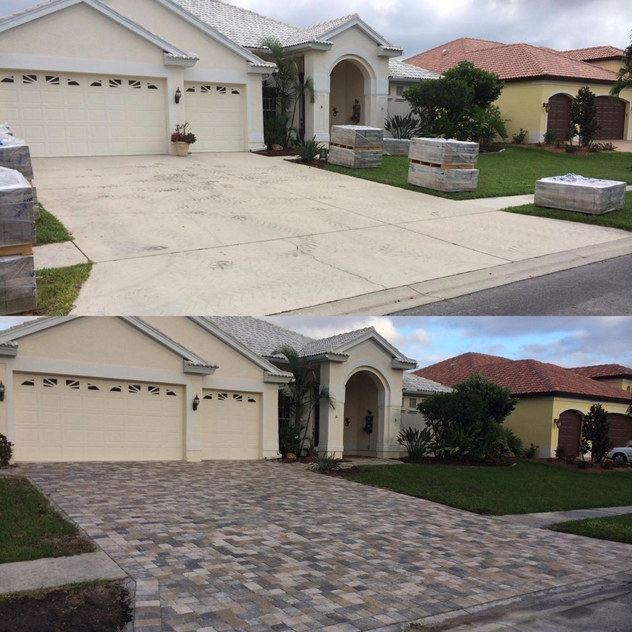 Driveways & Concrete Floors | Phenix Concrete and Borders