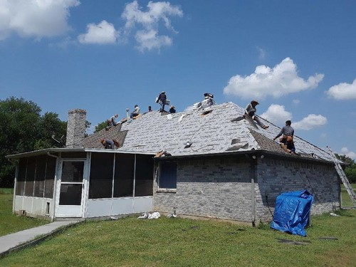 Finish Product Roofing | Rhino Roof Restoration