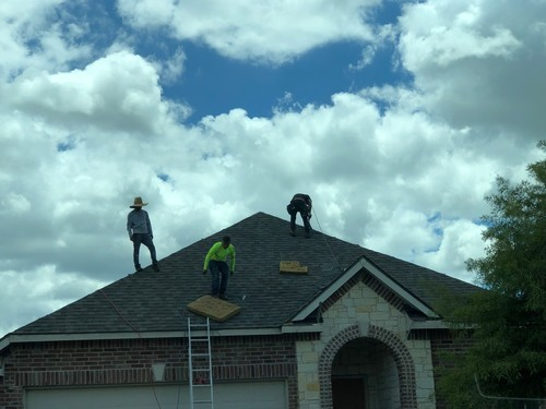 Roofing | Living Earth Remodelers
