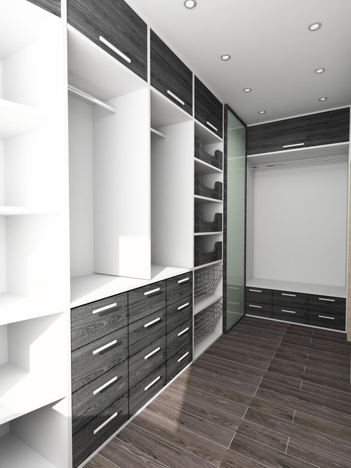 Closet Remodeling | All Wood Kitchens & Closets