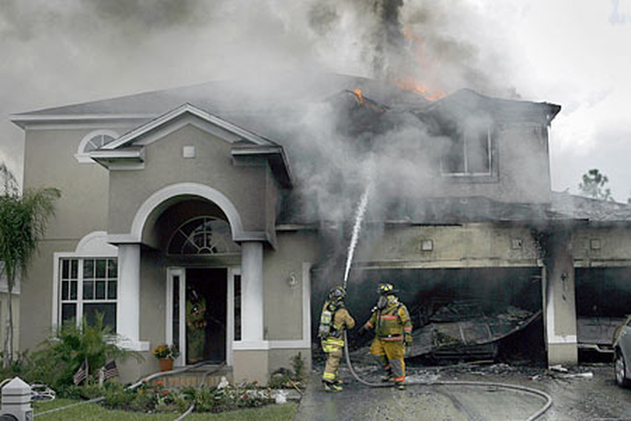 Fire Damage Restoration & Storm Damage Repair