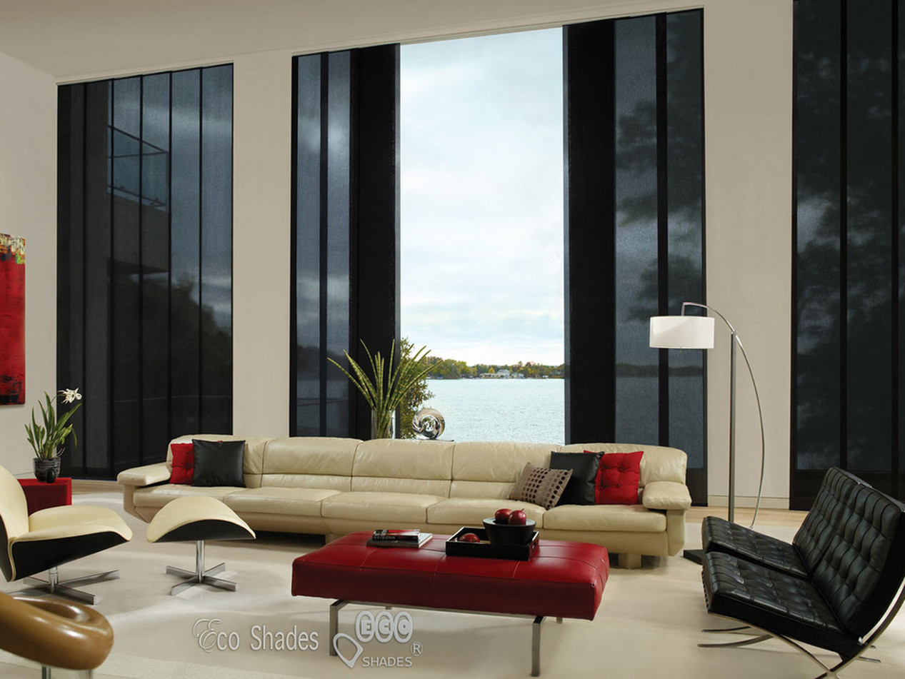 Sliding Panels & Vertical Blinds