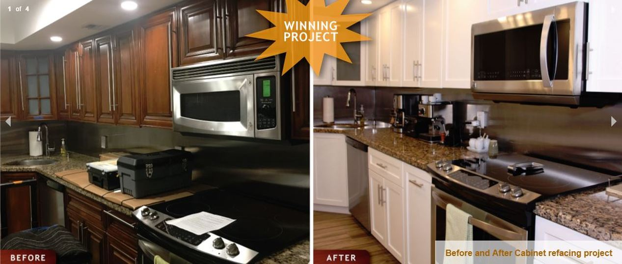 Before & After-Kitchen Tune-up